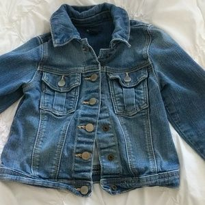 Baby GAP Denim Jacket 4t
